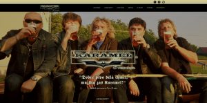 www.karamelrock.cz – WordPress