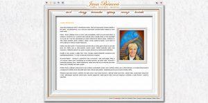 janabemova.cz – HTML5