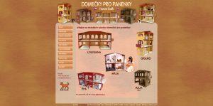 www.domeckypropanenky.cz – HTML5