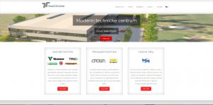 www.transtechnik.cz – WordPress