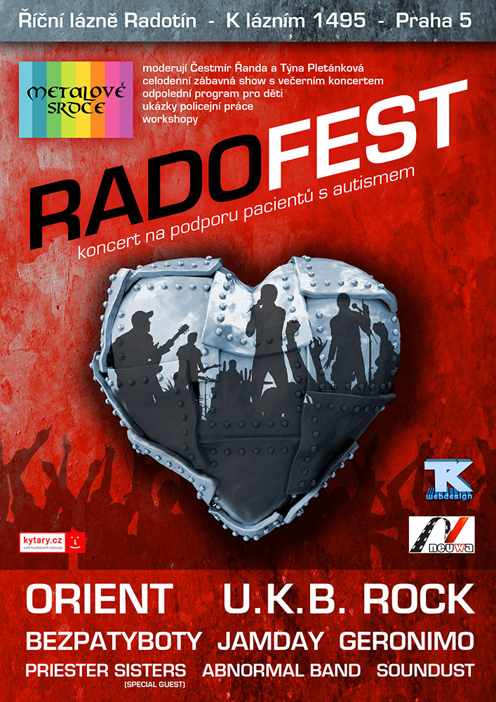 Plakát Radofest