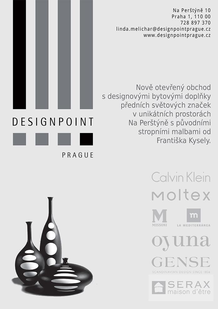 Leták Designpoint