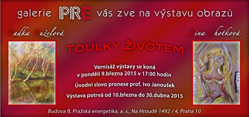 Pozvánka Radka Kuželová