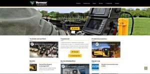 www.vermeer.cz – WordPress