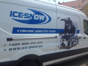 Ice-snow